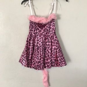 Purrrty Kitty Costume